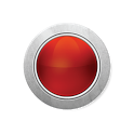 Red Panic Button icon