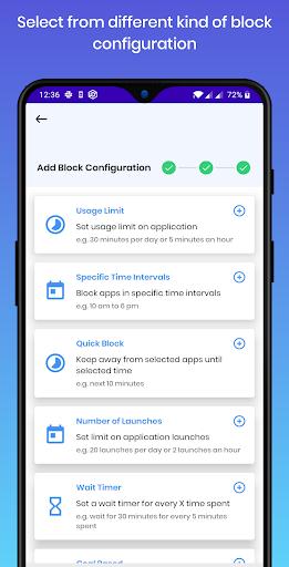 Stay Focused - App Block & Website Block 5.0.6 screenshots 4