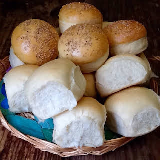 Bread Rolls For Soup Recipes.