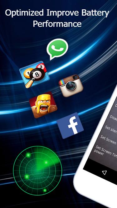Battery Saver APK standard_fix16 screenshots 2