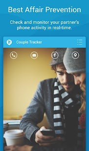 Couple Tracker -Mobile monitor- screenshot thumbnail