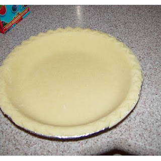 Cider Vinegar Pie Crust