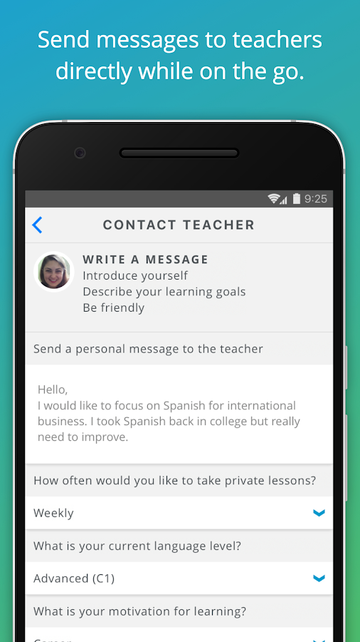 Verbling - Learn Languages- screenshot