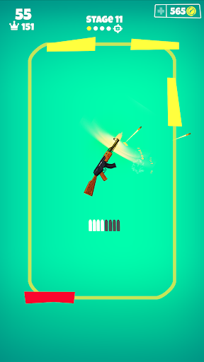 Download Spinny Gun MOD APK 6