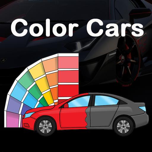 Kleurplaten Cars Planes.Color Cars Games Monster Truck Coloring Apps Op Google Play