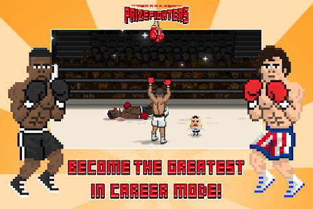 Prizefighters MOD (Unlimited Money) 1