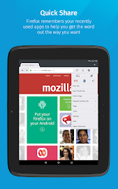 Firefox Browser for Android Screenshot 16