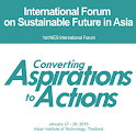Sustainable Future in Asia icon