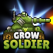 Grow Soldier Idle Merge game [Mod] APK Free Download