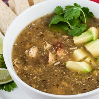 Pollo Con Chile Verde Recipes