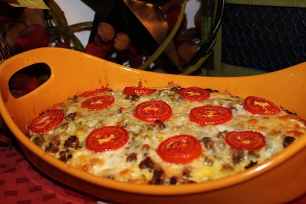 Texas Two-step Breakfast Casserole Recipe