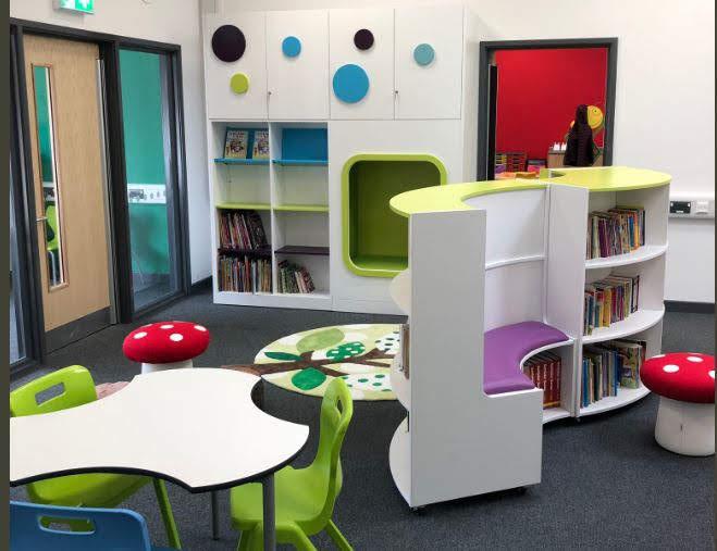 New primary school opens doors to pupils