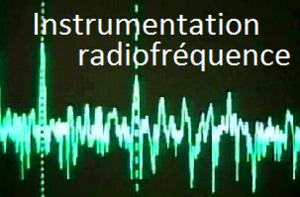 Instrumentation radiofréquence