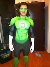 Photo: The green Lanthern