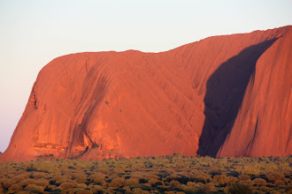 Photo: Year 2 Day 219 - One End of Uluru