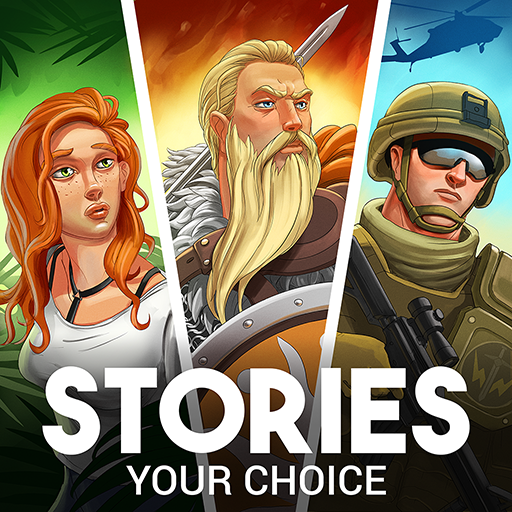 Stories: Your Choice (more diamonds and tickets) APK v. 0.952