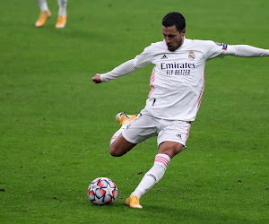 Eden Hazard bel et bien dans la sélection du Real Madrid