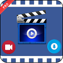 Free Video Downloader For FaceBook icon