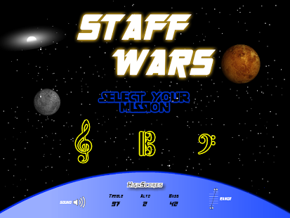 StaffWars Screenshot