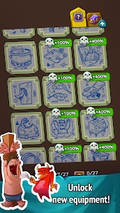 Idle Evil Clicker Mod Apk Download For Android and Iphone 6