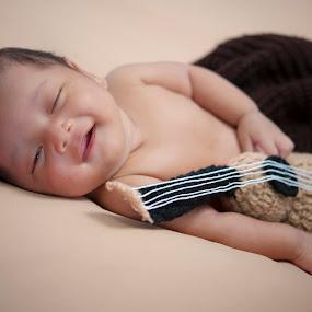 my guitar by Dedi Triyanto  - Babies & Children Babies