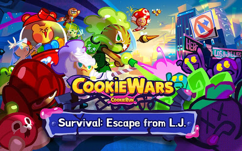 How to hack Cookie Wars for android free