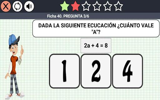 Matemu00e1ticas 13 au00f1os 1.0.14 screenshots 6