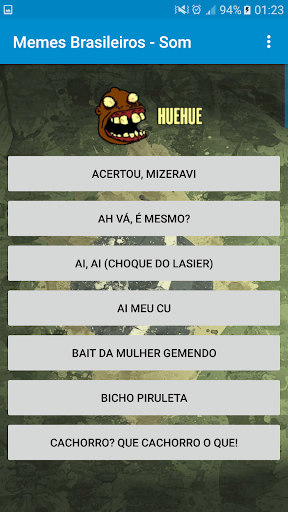 Memes Brasileiros - Som 20.18 screenshots 6
