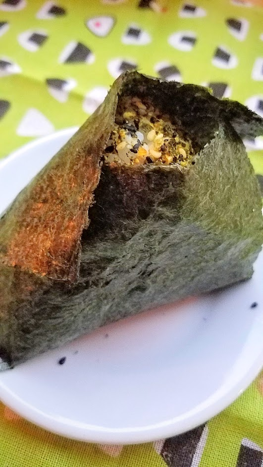 Musubi Portland's onigiri are great to take to go to a picnic, on a hike, or to a beer bar that lets you bring your own food