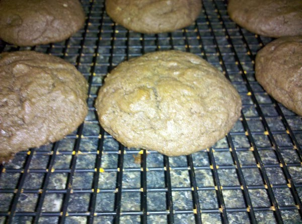 Bake for 18-20 minutes until the edges are starting to harden and the centers...