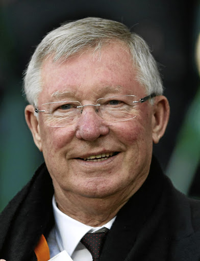 Alex Ferguson. Picture: SUPPLIED