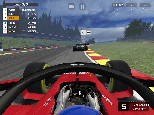 F1 Mobile Racing 2.2.2 Mod Screenshots 9