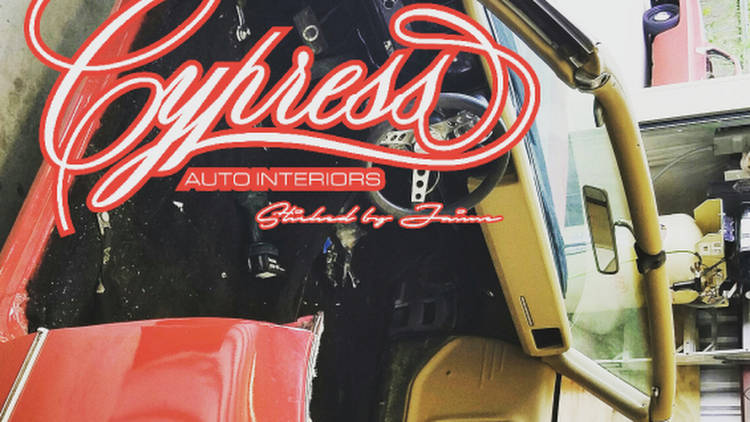 Cypress Auto Interiors Upholstery Shop In Tomball