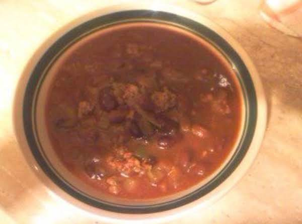 Mom's Chili Recipe