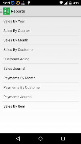 Invoice Maker License Key Screenshot