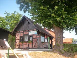 Photo: budynek śluzowego