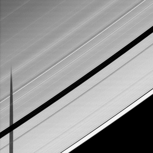 Across the Encke Gap