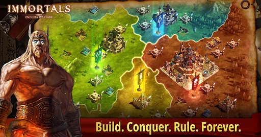 Immortals: Endless Warfare apkmr screenshots 12