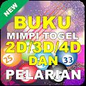 BUKU MIMPI TOGEL 2D/3D/4D & PELARIAN icon