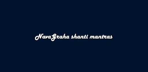 Navagraha Shanti Mantras Apps On Google Play
