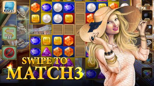 Relic Match 3: Mystery Society 4.35 screenshots 9