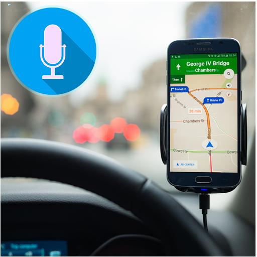 GPS Voice Navigation & Places