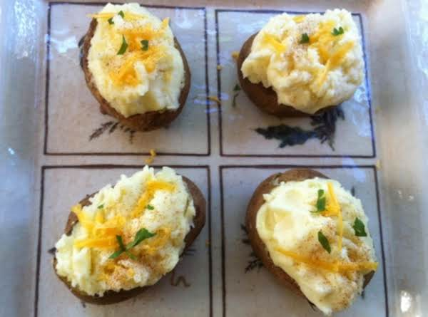 Twice Baked Party Potatoes