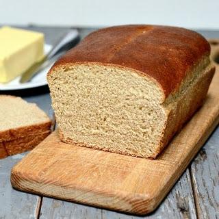 Soft Whole Wheat Bread