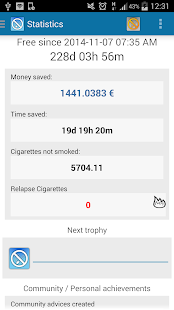 Stop! Quit Smoking - LITE- screenshot thumbnail