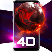 4D Live Wallpapers--Animated AMOLED 3D Backgrounds