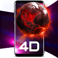 Live Wallpapers 3D--Animated AMOLED 4D Backgrounds APK