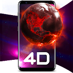 Live Wallpapers Backgrounds HD/3D AMOLED--Pixel 4D 1.72