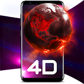 Live Wallpapers 3D--Animated AMOLED 4D Backgrounds