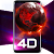 4D Live Wallpapers--Animated AMOLED 3D Backgrounds file APK for Gaming PC/PS3/PS4 Smart TV